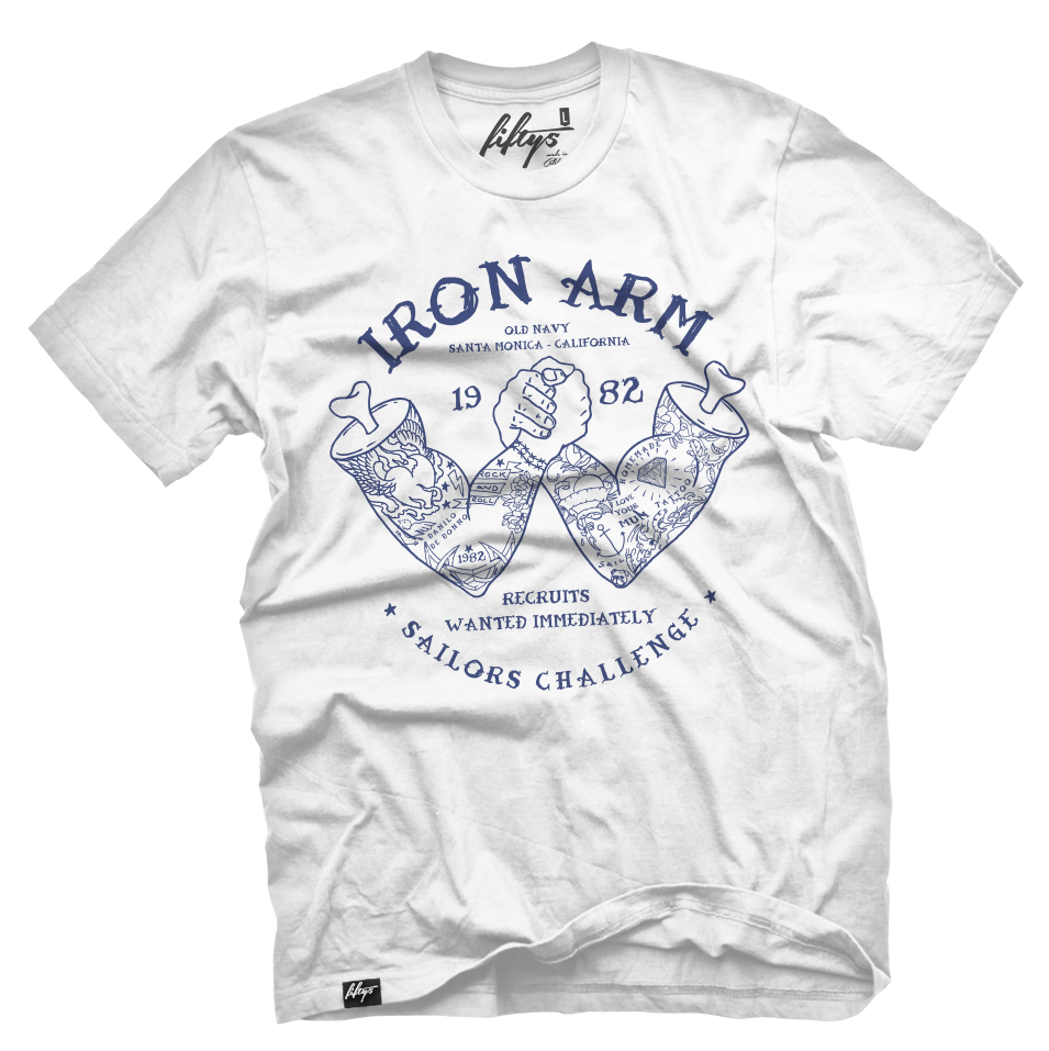 Iron Arm Men's T Shirt