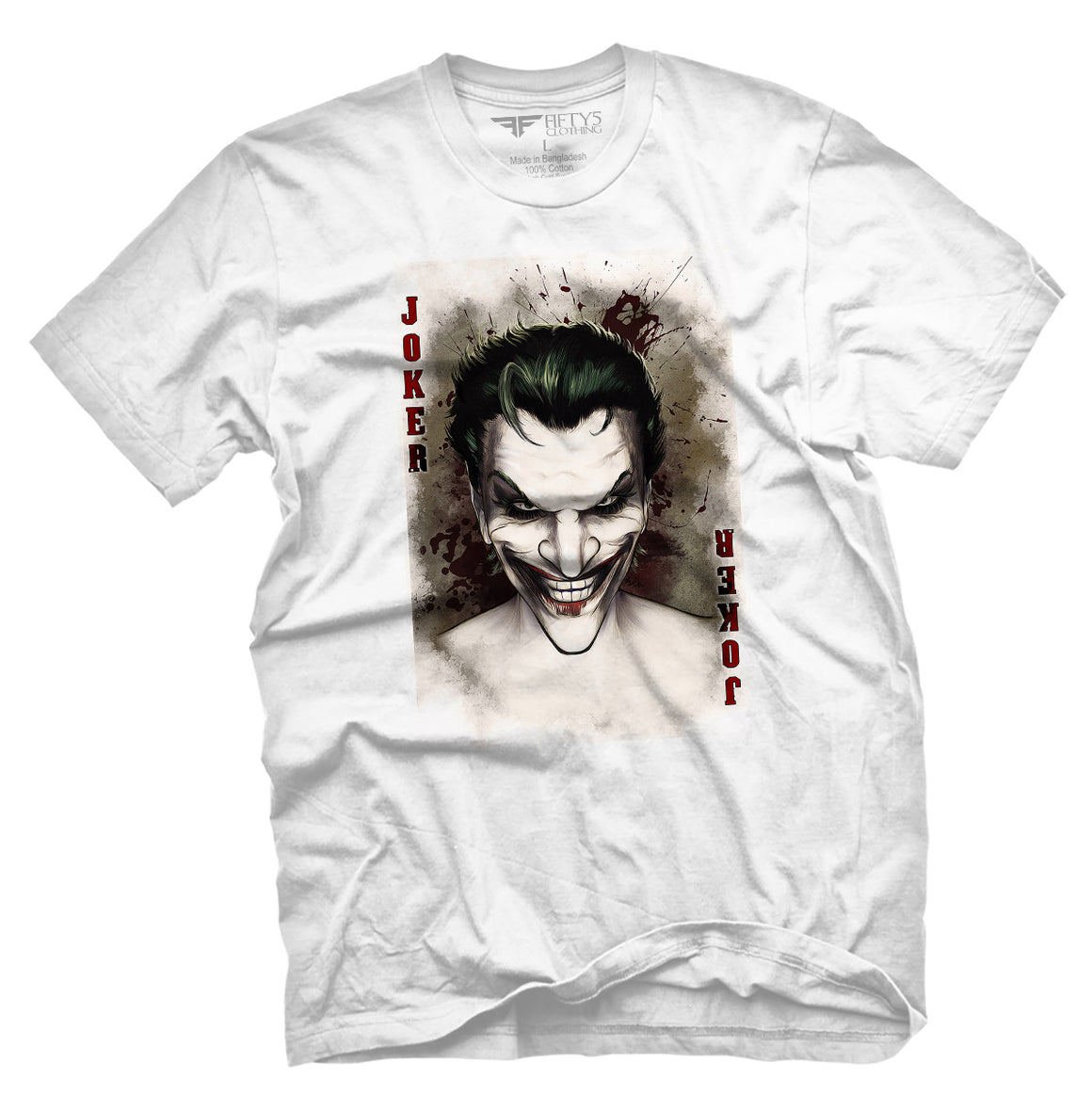 Joker Men's T Shirt