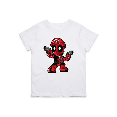 Mario Pool Kids T-Shirt
