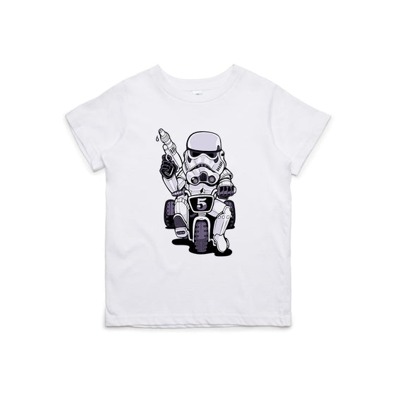 Little Trooper Kids T-Shirt