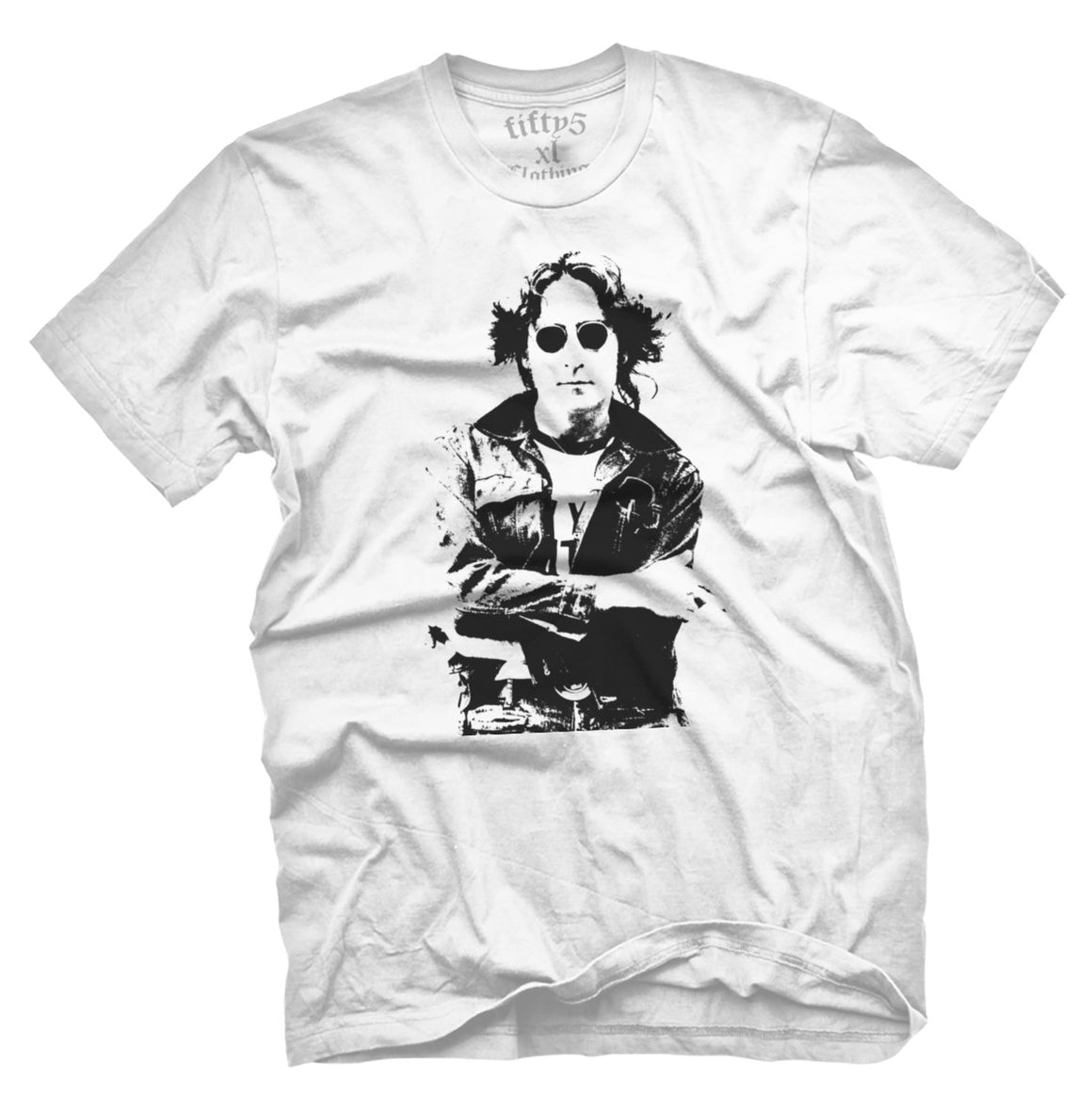 Fifty5 Clothing John Lennon Men's T Shirt