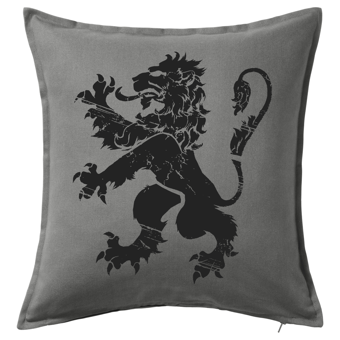 Lion Royalty Cushion Cover