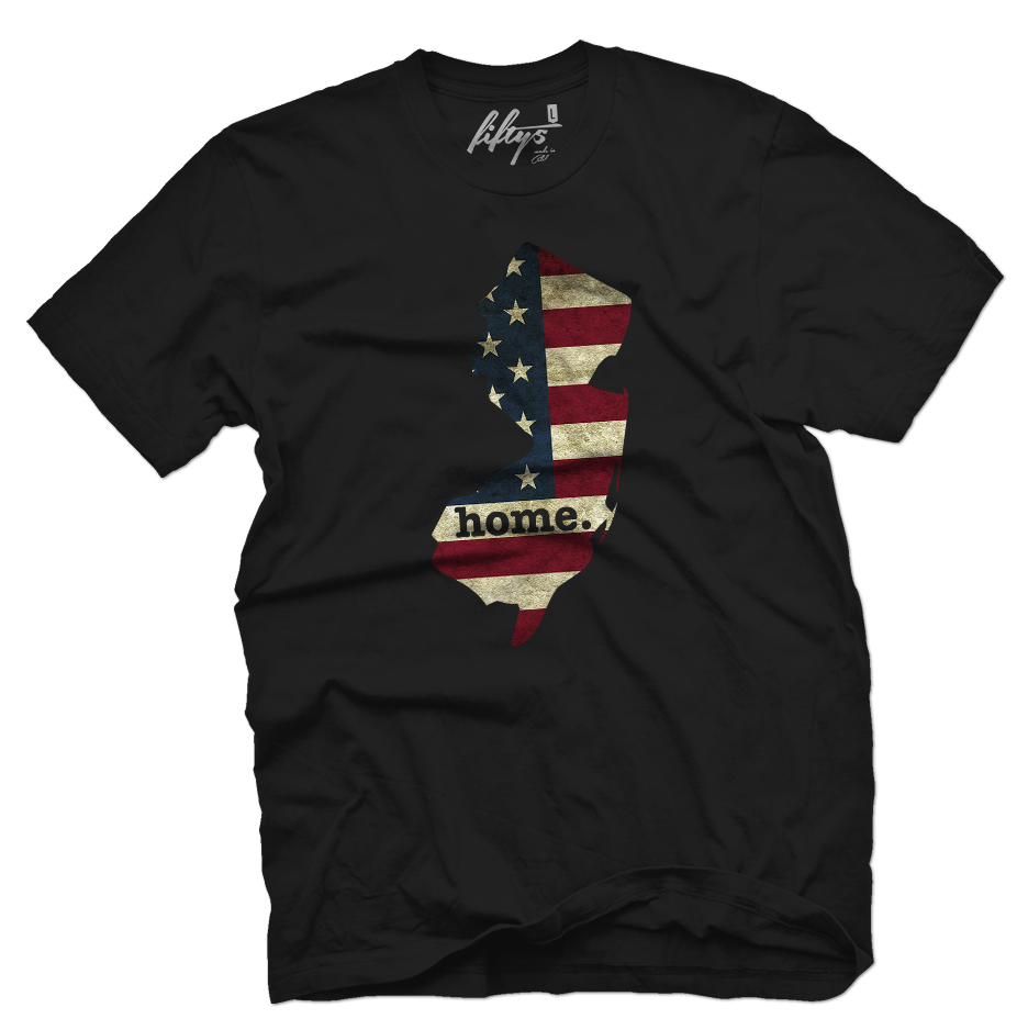 New Jersey Home Men's T Shirt
