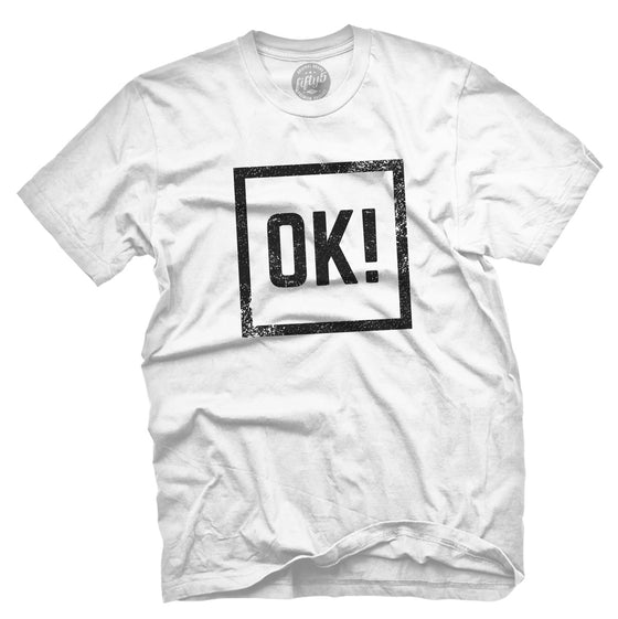 OK Men's T-Shirt