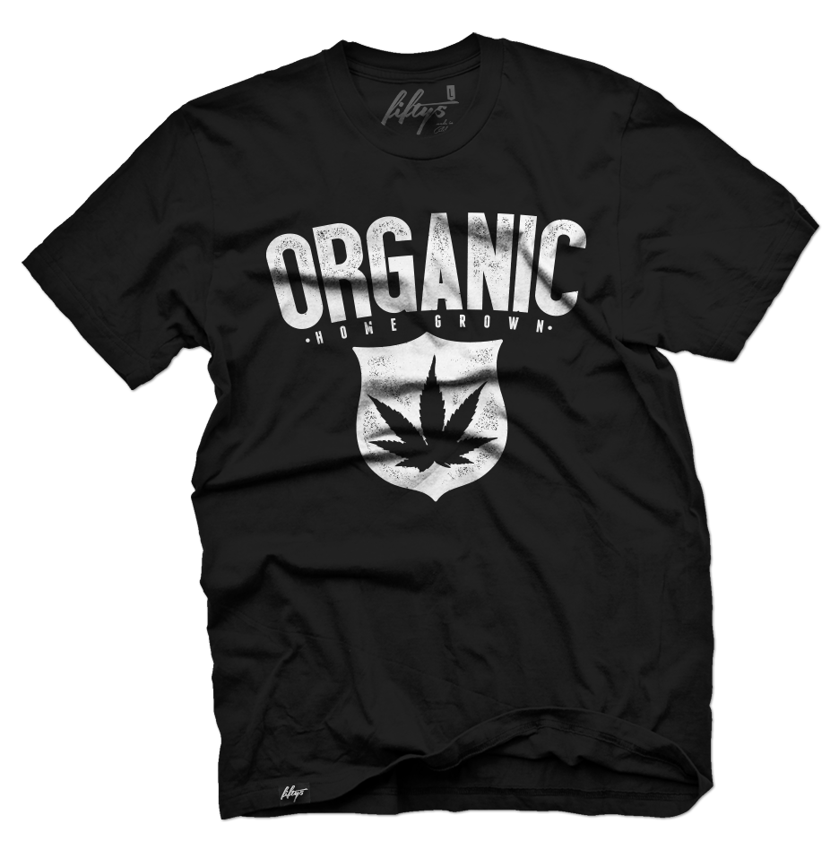 ORGANIC Home Grown Weed Men's T Shirt