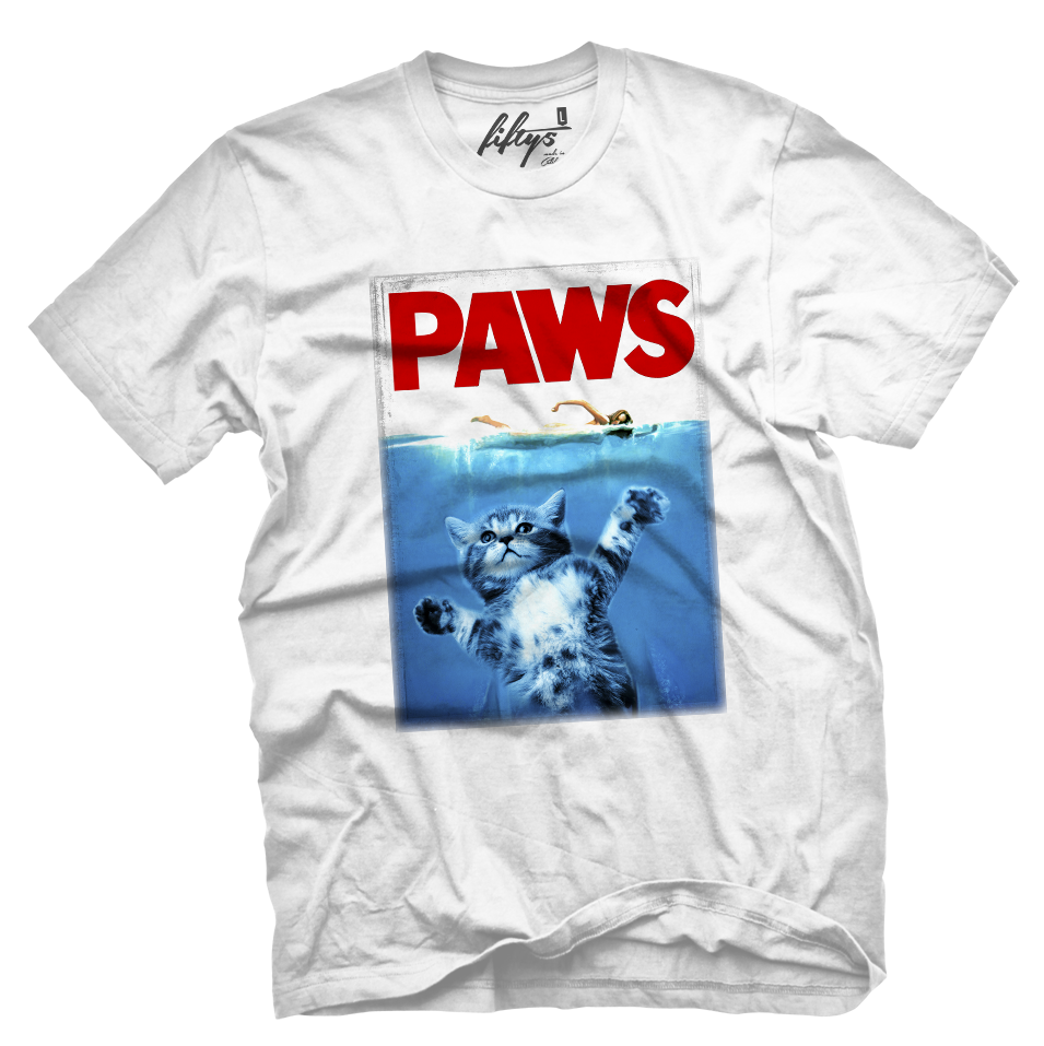 Paws Mens T Shirt