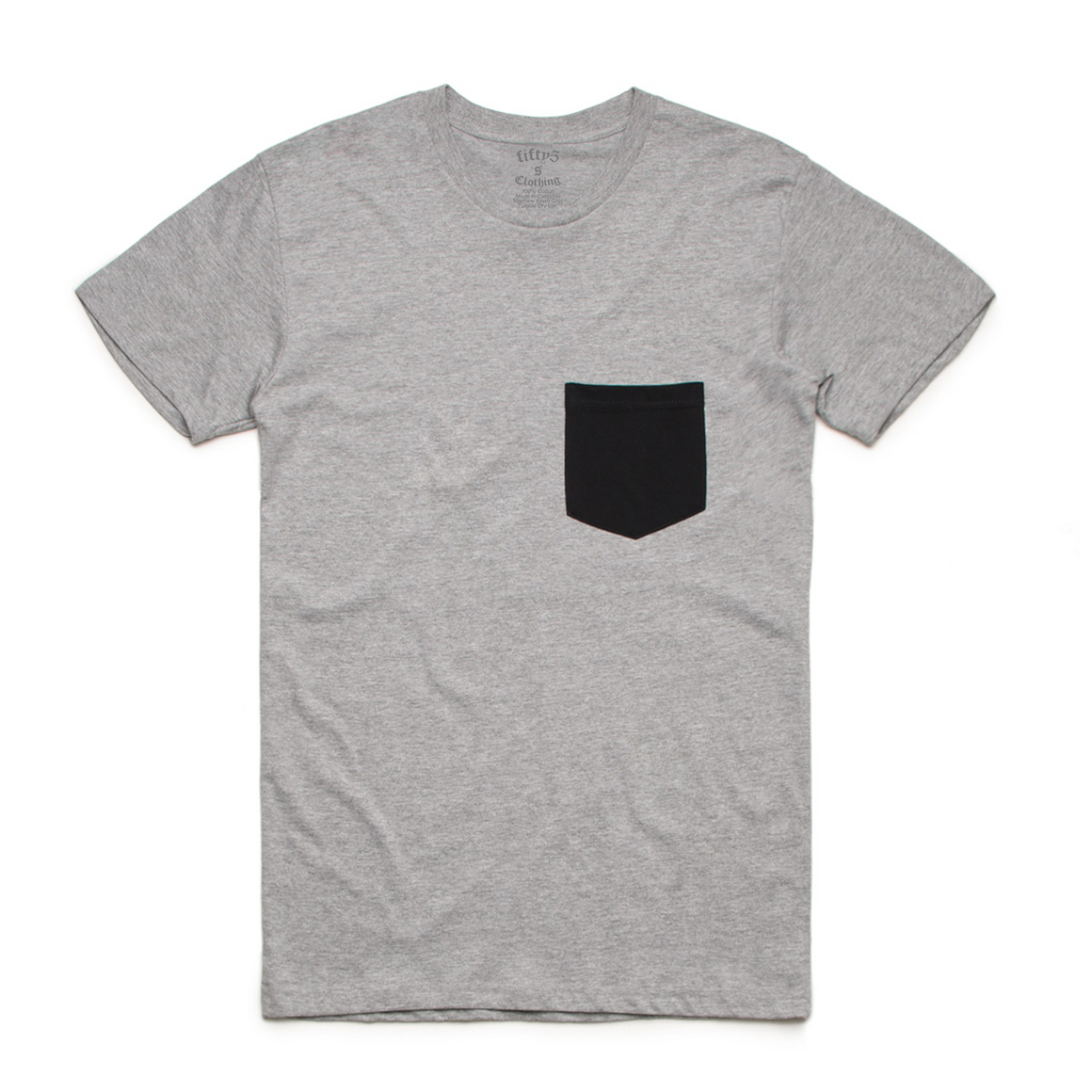 Fifty5 Clothing Mens Staple Pocket TEE