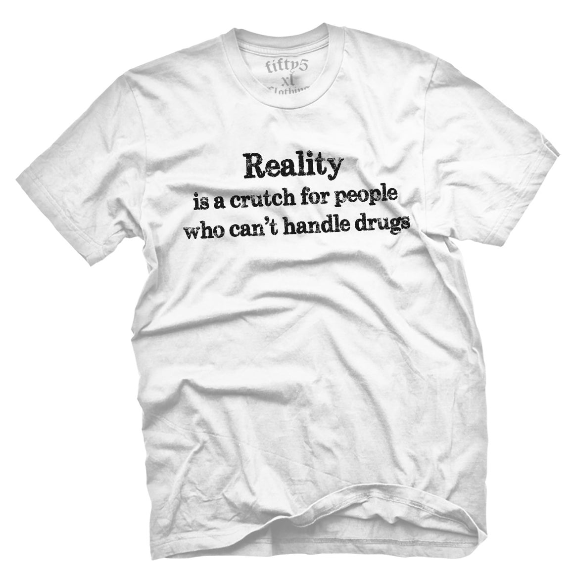 Fifty5 Clothing Reality Men's T Shirt