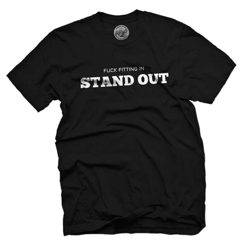 Stand Out Men's T Shirt