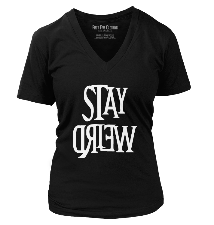 Stay Weird Vintage Women's T Shirt
