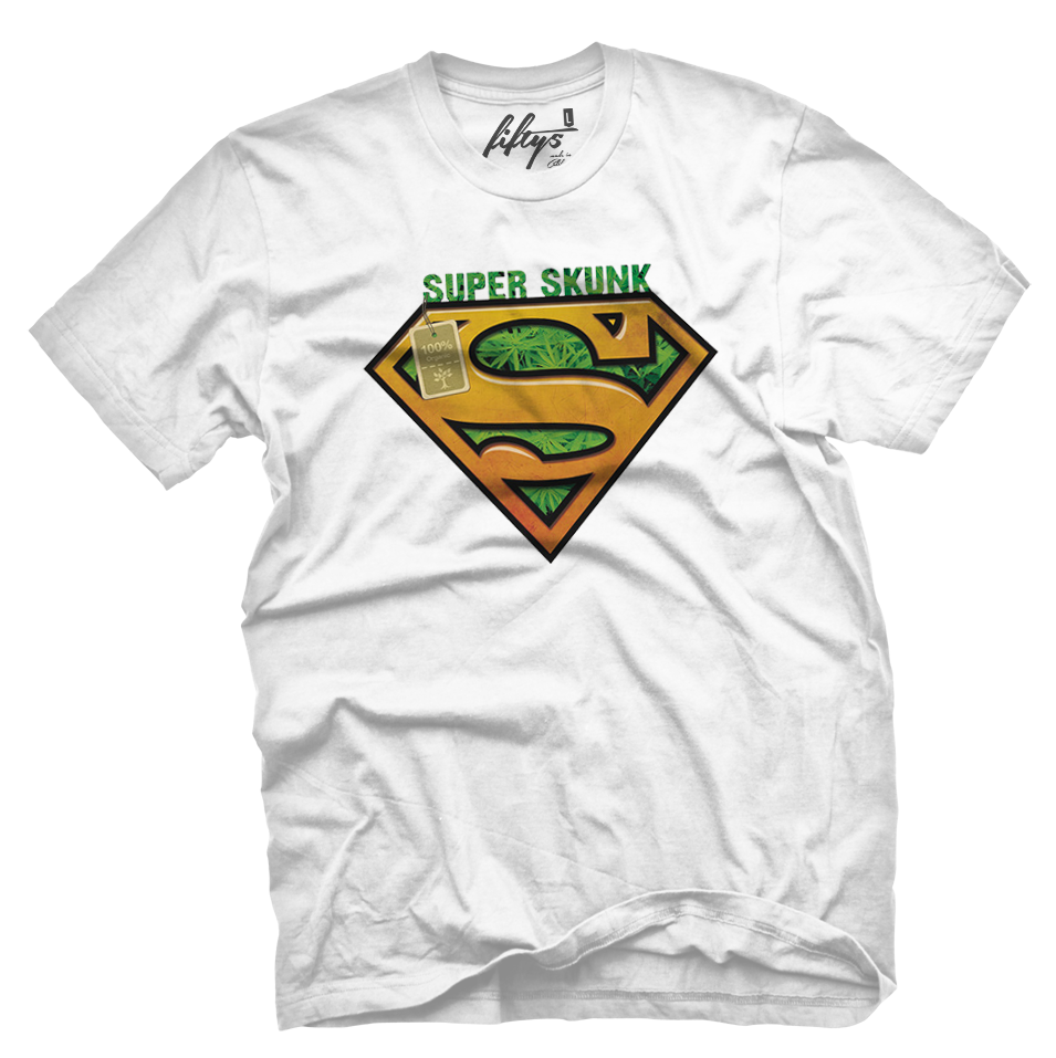 Super Skunk Men's T Shirt