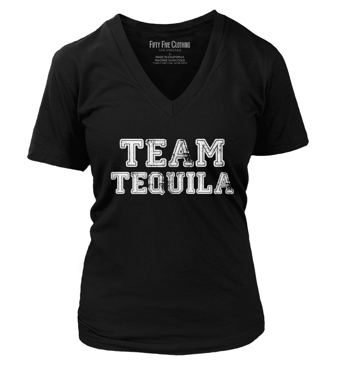 Team Tequila Vintage Women's T Shirt