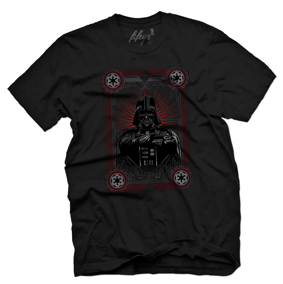 The Dark Leader Mens T Shirt