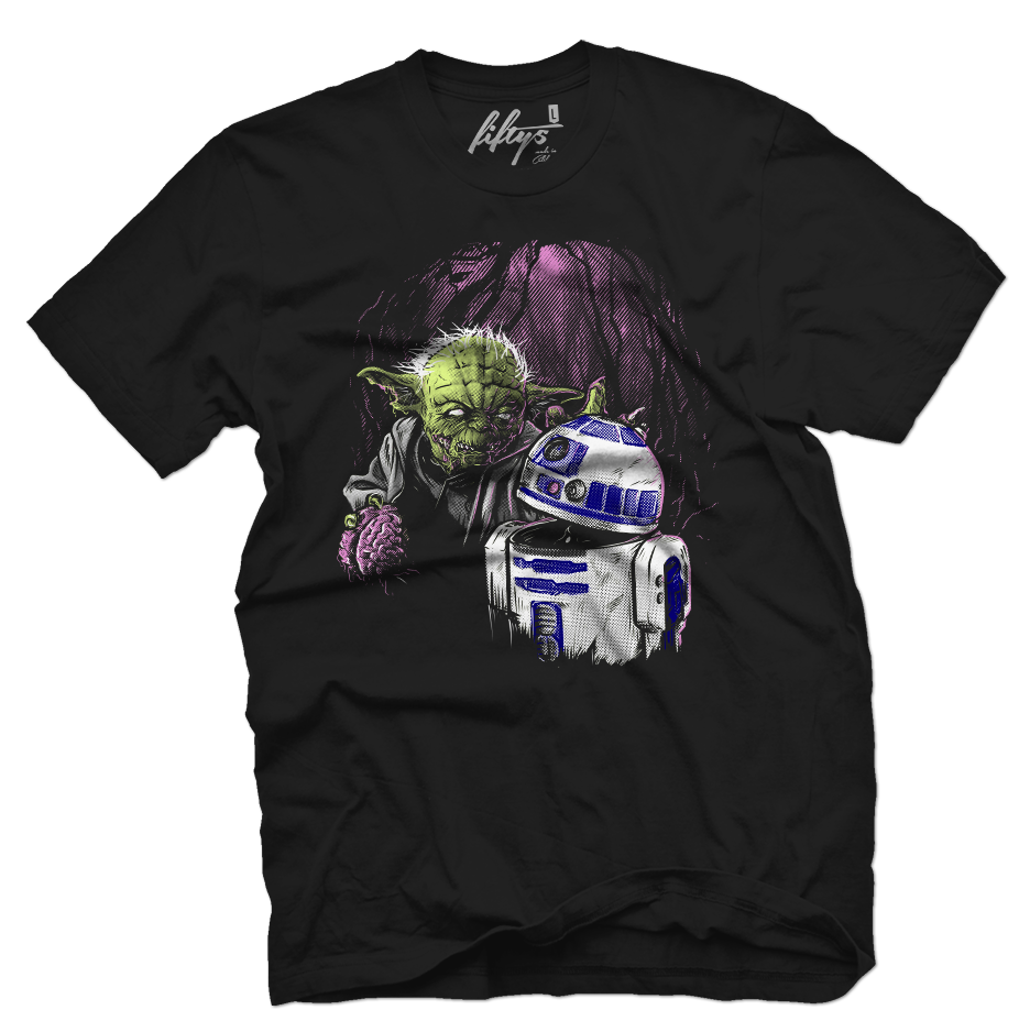 The Walking Jedi Men's T Shirt