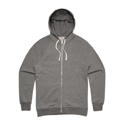 Fifty5 Clothing Traction Premium Zip Up Hoodie