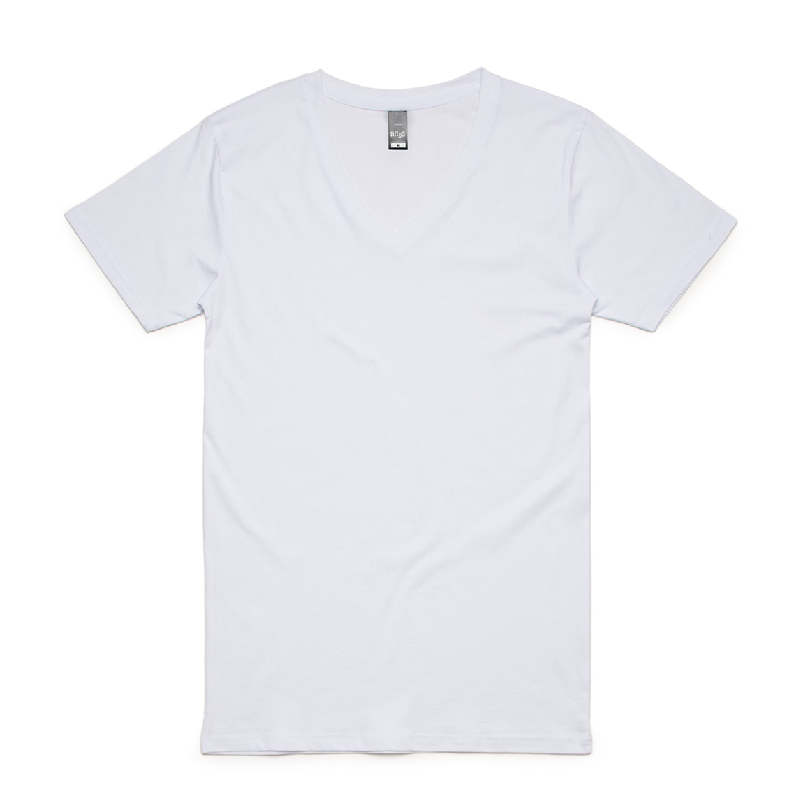 Fifty5 Clothing Mens Luxe V Neck T-Shirt