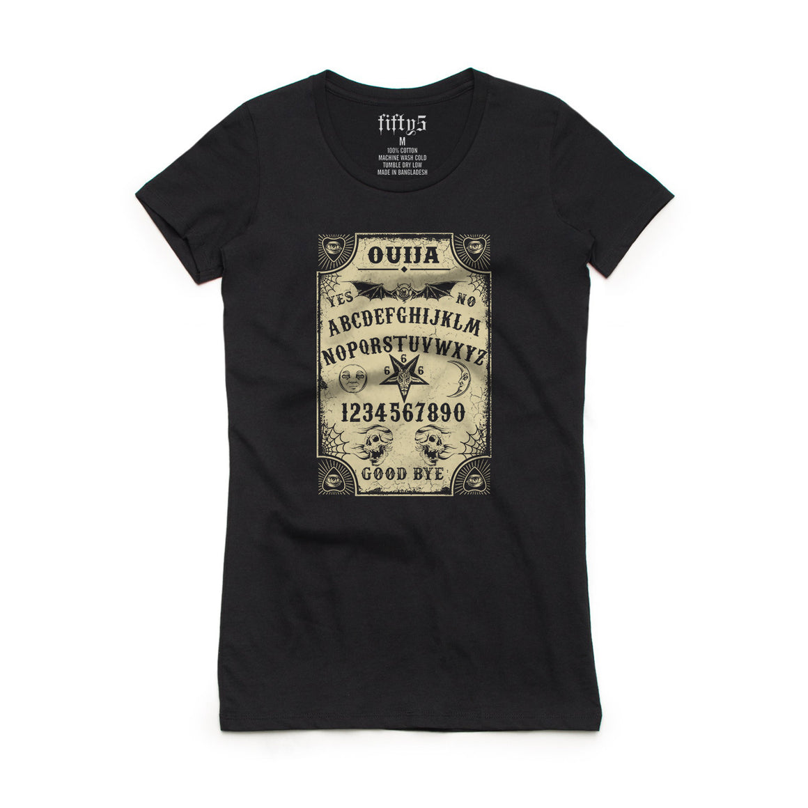 Fifty5 Clothing Ouija Board Women's Crew Neck T-Shirt
