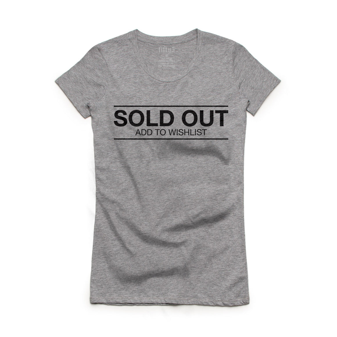 Fifty5 Clothing Sold Out Women's Crew Neck T-Shirt