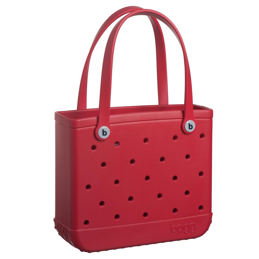 Baby Bogg Bag - Small Tote, RED - Monogram Market