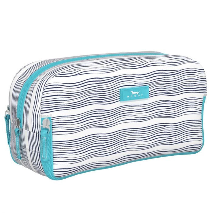 SCOUT 3-Way Toiletry Bag, Call Me Wavy - Monogram Market
