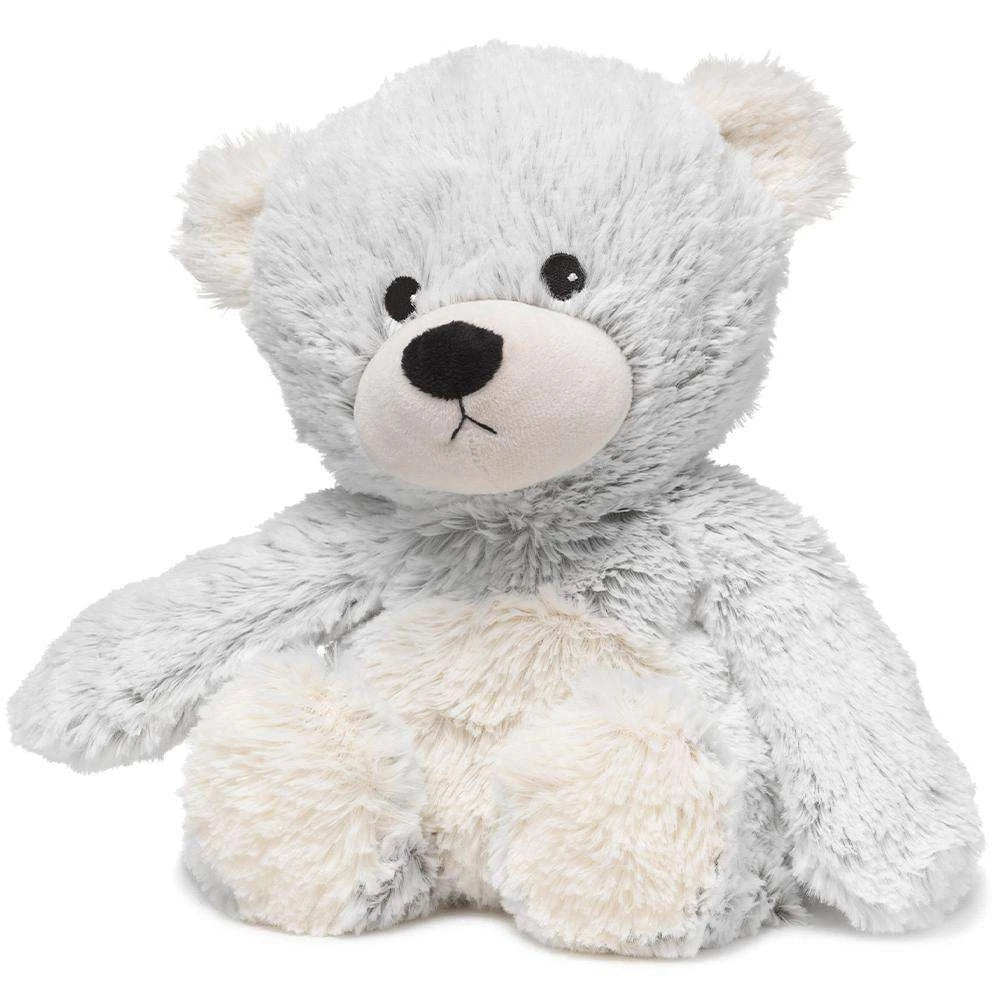 Warmies® Blue Marshmallow Bear