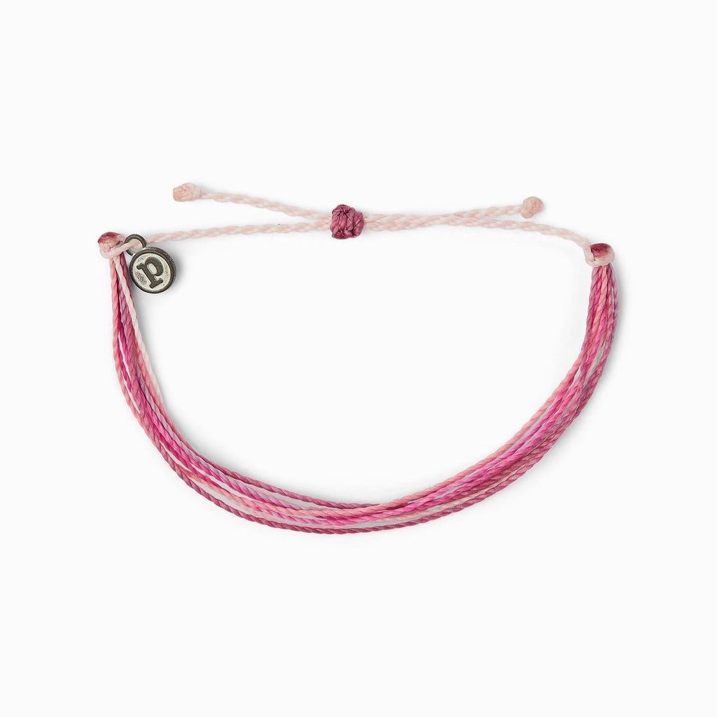 PuraVida,  Original Bracelet, Rose - Monogram Gifts
