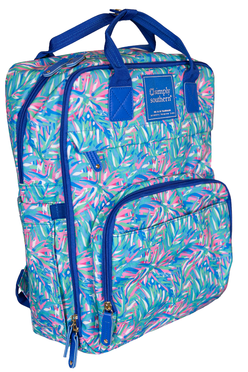 Simply Southern Backpack - Monogram Market