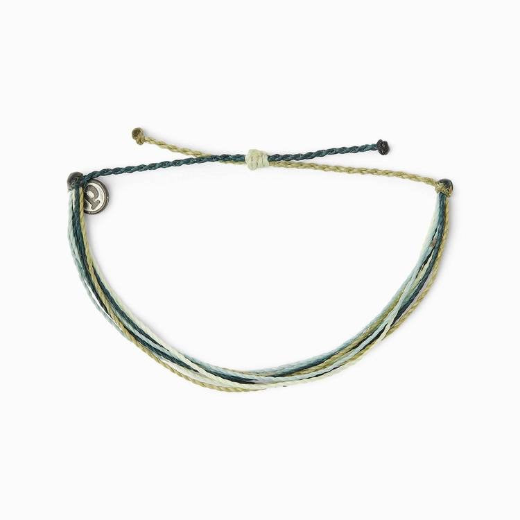 PuraVida, Muted Original Bracelet, Shoreline - Monogram Gifts