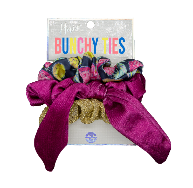 Simply Southern Bunchy Hair Ties - Monogram Market