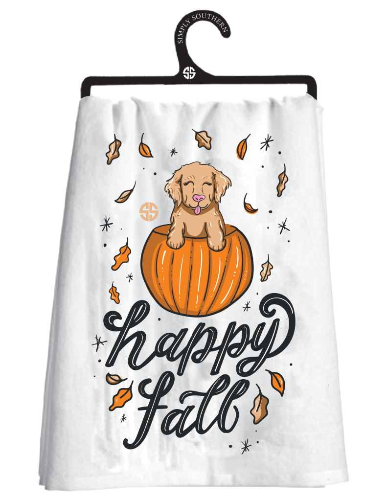 Simply Southern Fall Dish Towels