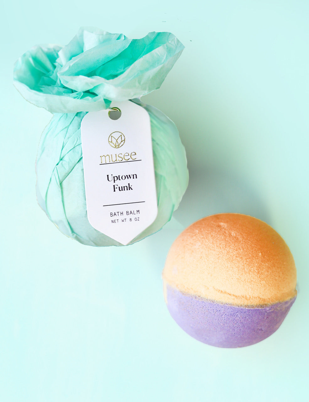 Musee Bath Bomb - Uptown Funk - Monogram Gifts
