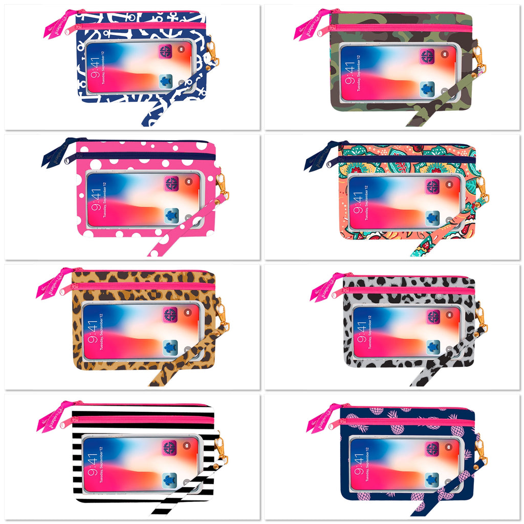 Simply Southern Phone Wristlet - Monogram Gifts