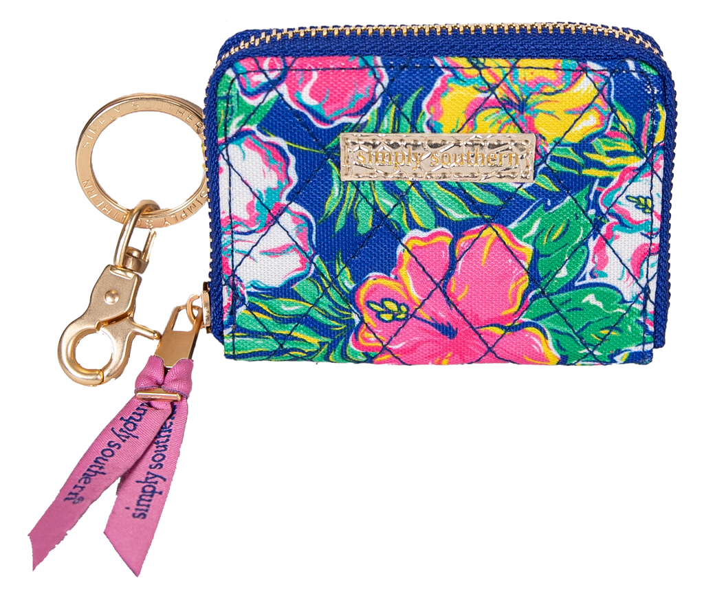 Simply Southern Quilted Key ID - Monogram Market