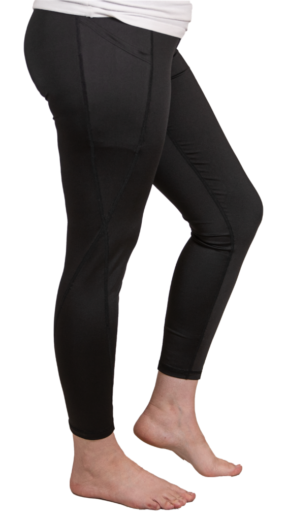 Simply Southern Sport Leggings, Black - Monogram Market