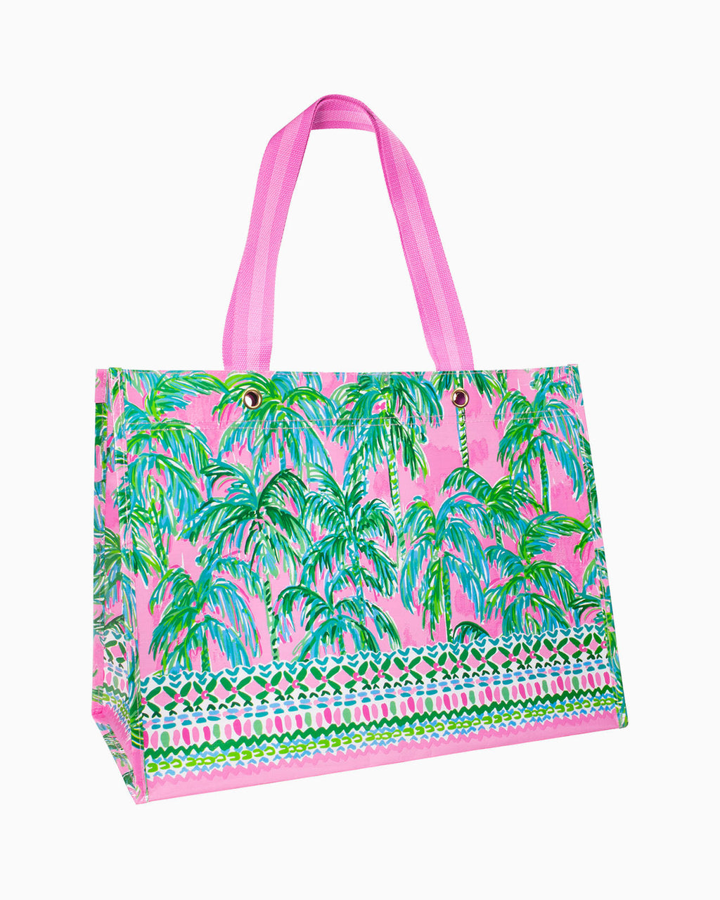 Lilly Pulitzer Market Carry All, Suite Views - Monogram Market