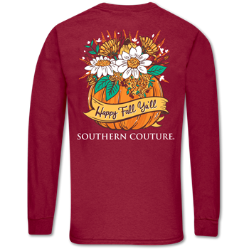 Southern Couture - Happy Fall Ya'll - Monogram Gifts