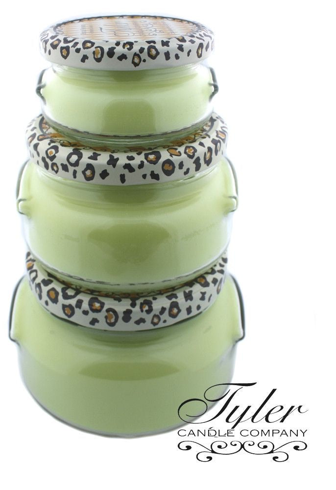 Tyler Candle, Limelight - Monogram Gifts