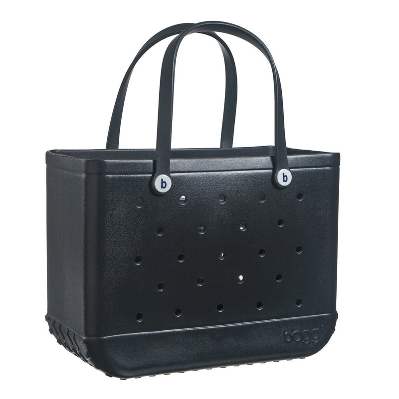 Original Bogg Bag - Large Tote,  Black - Monogram Market