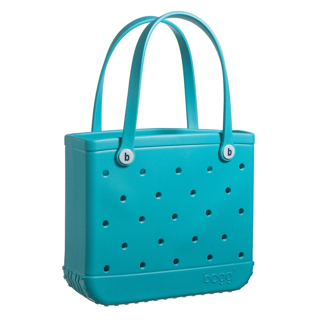 Baby Bogg Bag - Small Tote, TURQUOISE and Caicos (PreOrder) - Monogram Market