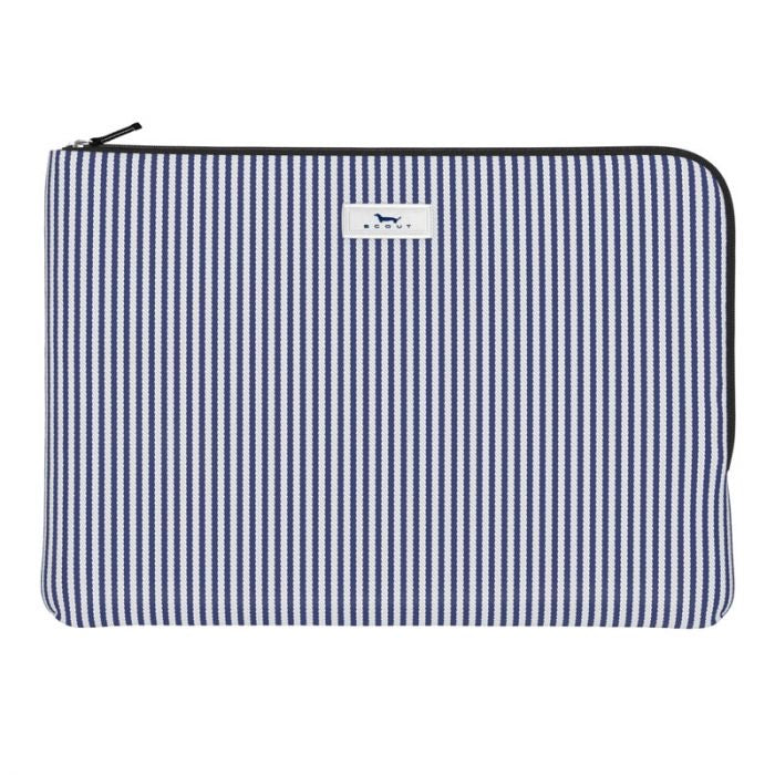 "SCOUT Computer Screen Saver Bag, 15"" Midnight Train - Monogram Gifts"