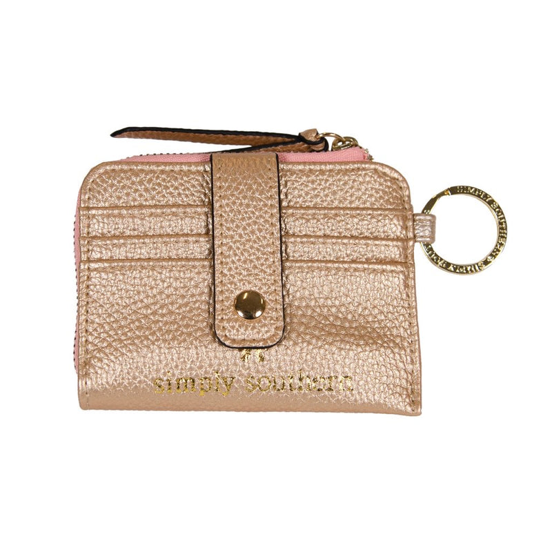 Simply Southern Leather Key ID - Monogram Market