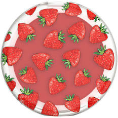 PopSocket - Strawberry Feels - Monogram Gifts