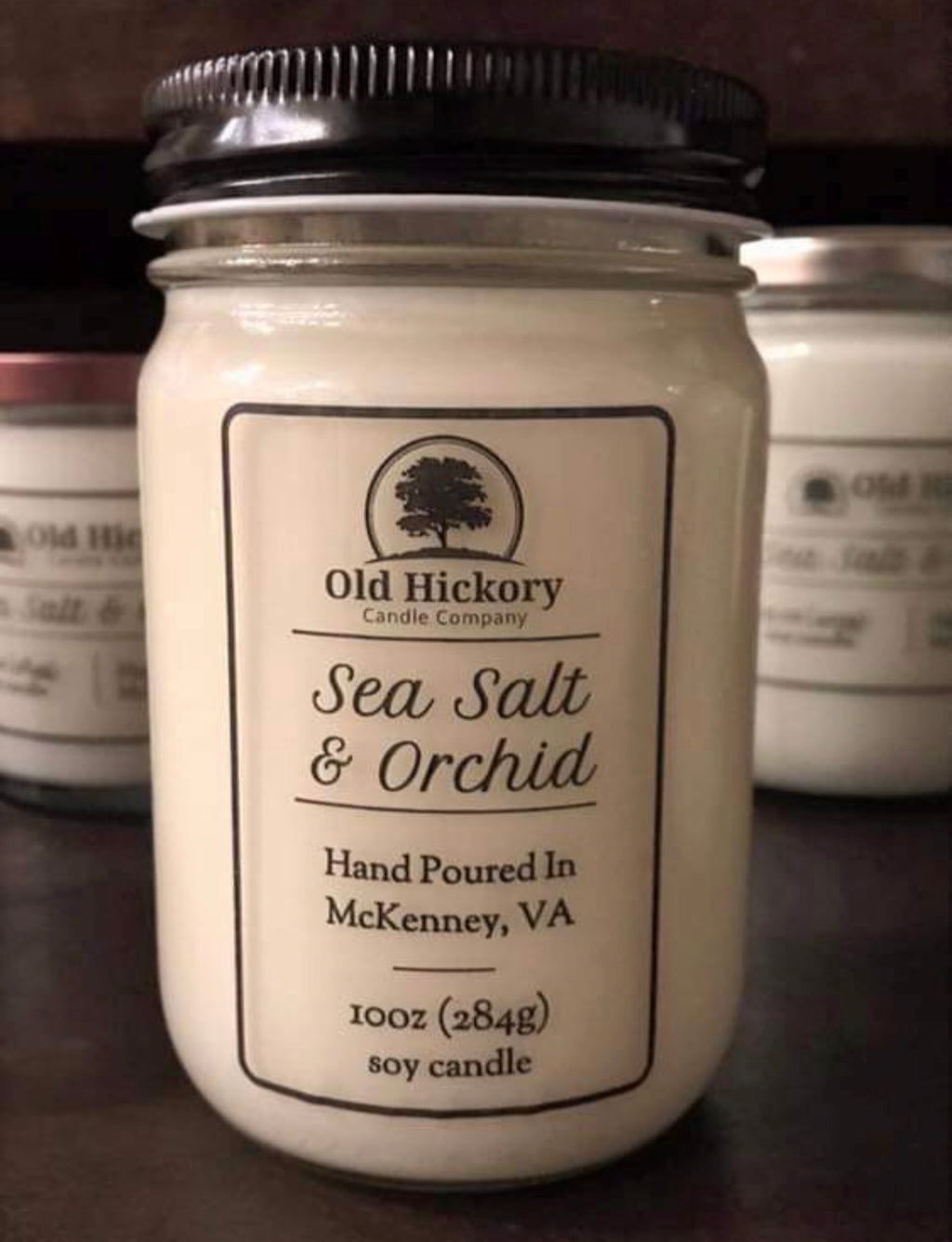 Old Hickory Candles - Monogram Gifts