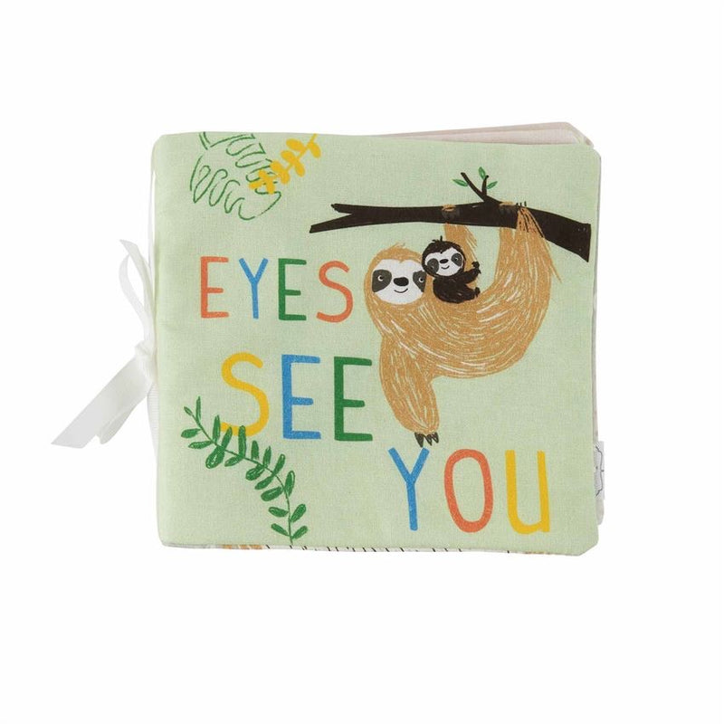 Mud Pie Eyes See You Book - Monogram Market