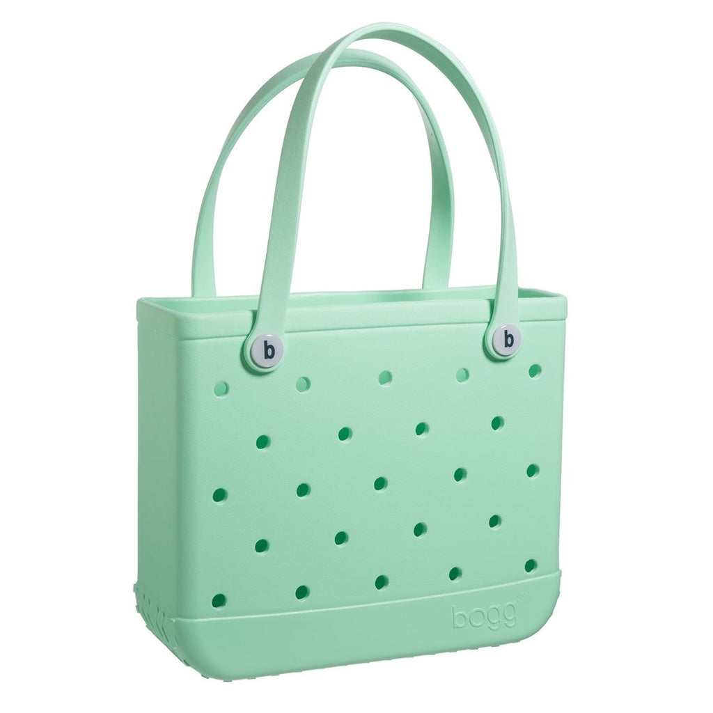 Baby Bogg Bag - Small Tote, MINT chip - Monogram Market