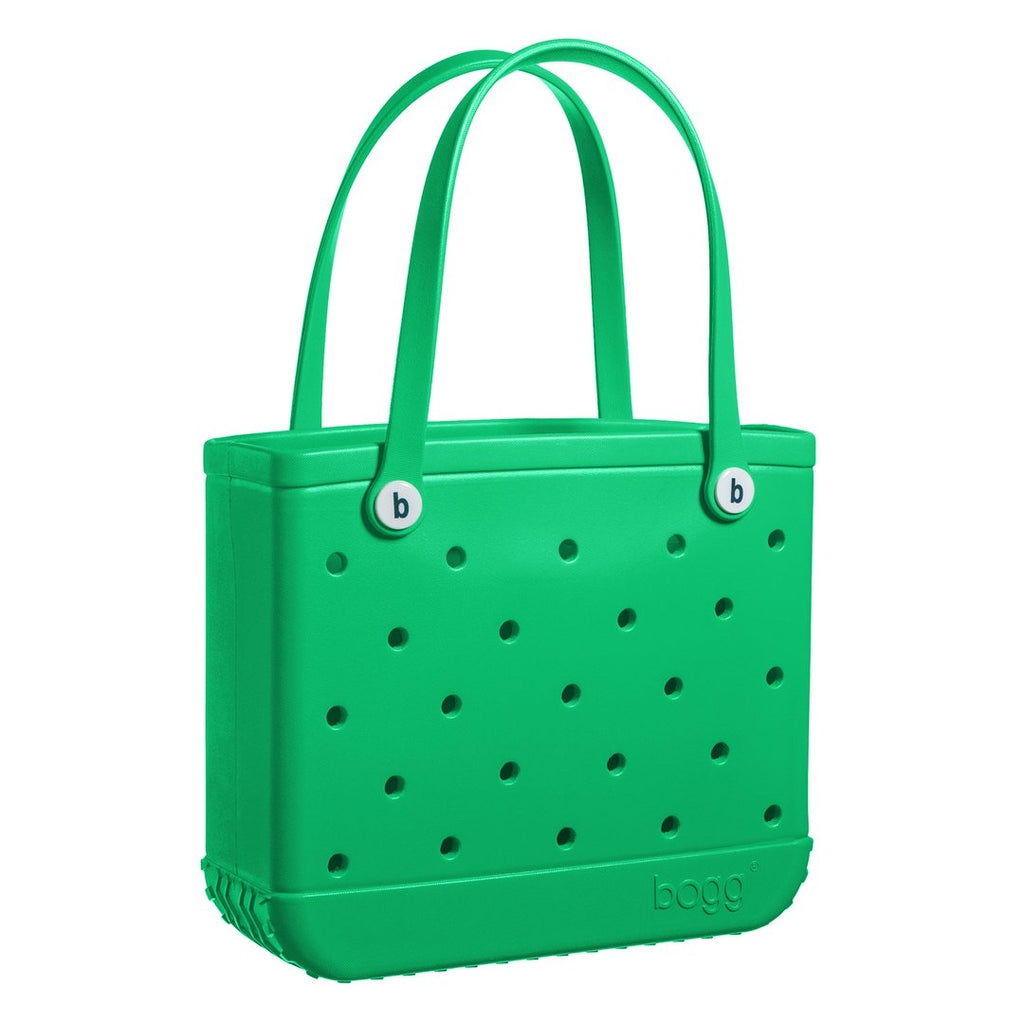 Baby Bogg Bag - Small Tote, GREEN with Envy - Monogram Market