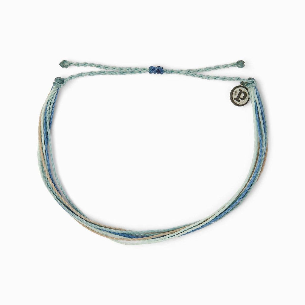 PuraVida, Original Anklet, April Showers - Monogram Gifts