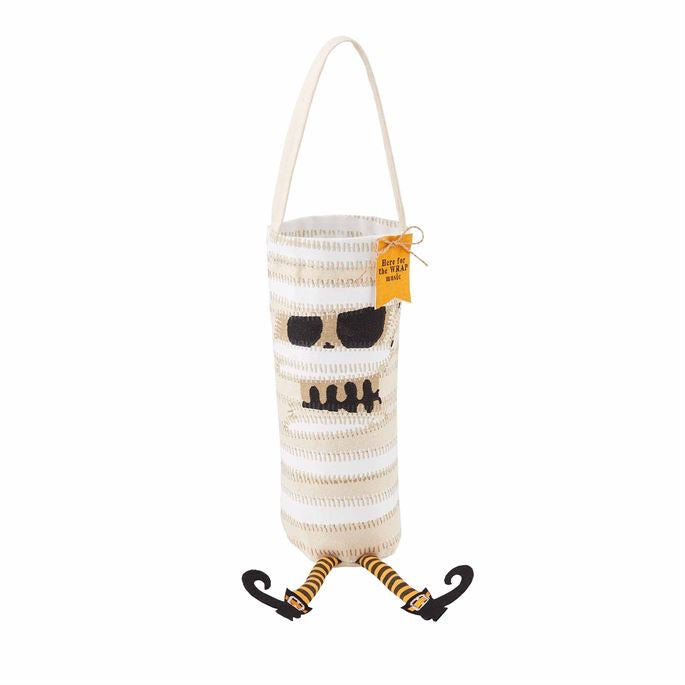 Mud Pie Halloween Bottle Bags - Monogram Market