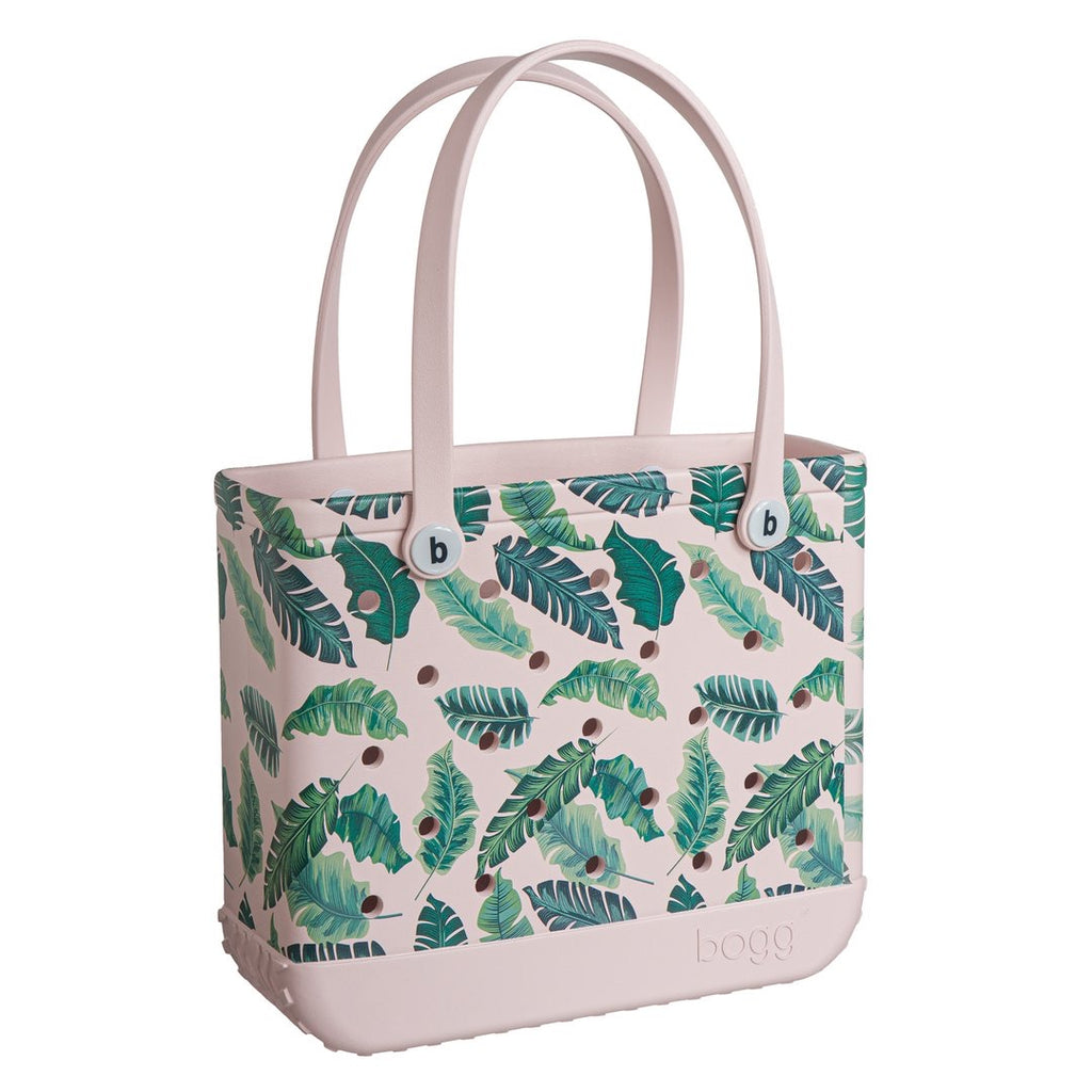 Baby Bogg Bag - Small Tote, Palm Print (PreOrder) - Monogram Market