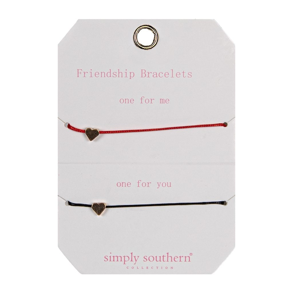 Simply Southern Friendship Bracelet - Monogram Gifts